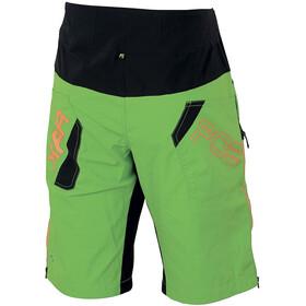 Karpos Jump Shorts Herre apple green/black